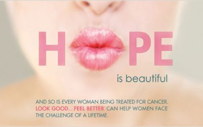 The Bridal Makeup Academy is a proud proud supporter of the Look Good Feel Better Charity
