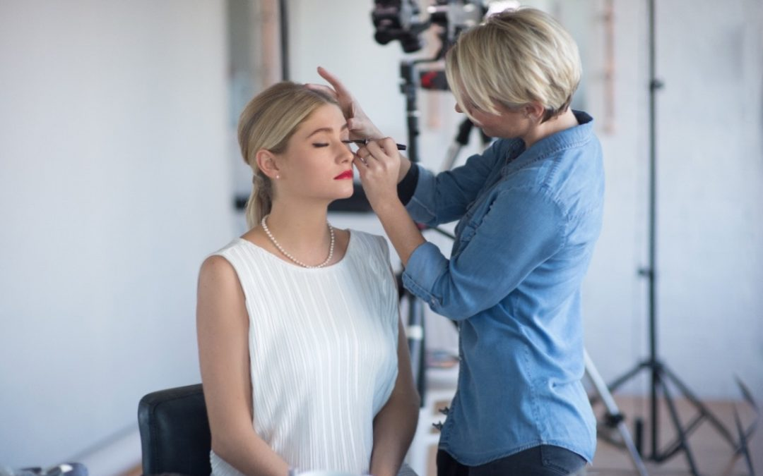 Creating your first portfolio as a Bridal Makeup Artist